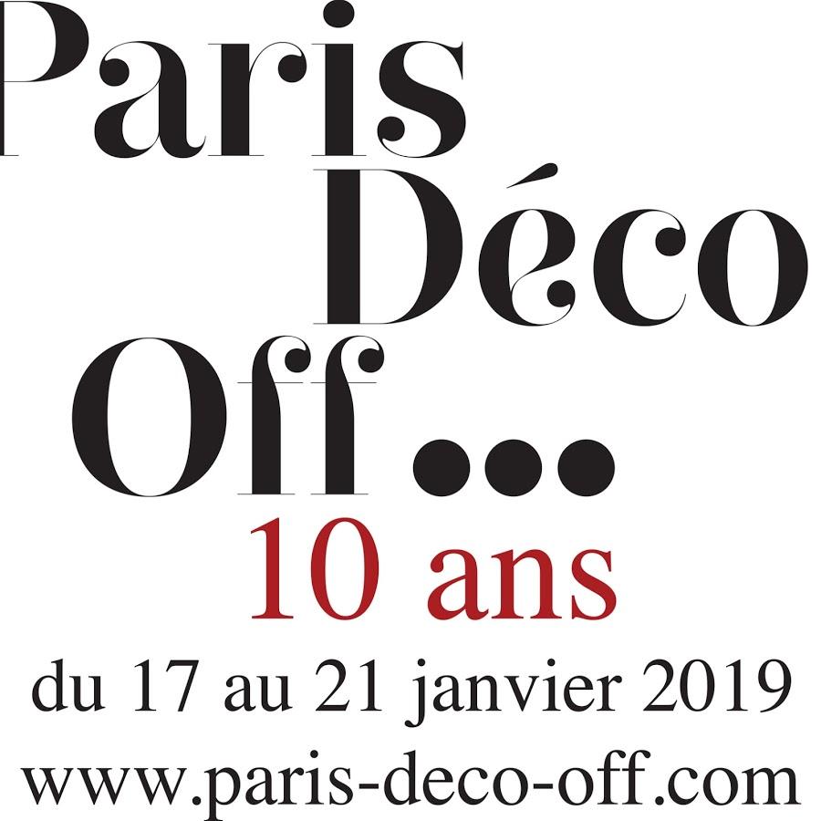 PARIS DECO OFF 2019