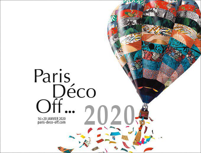 PARIS DECO OFF 2020